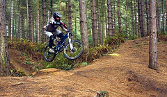 Chicksands - With the Leogang boys - 2010 October - Mountain Biking