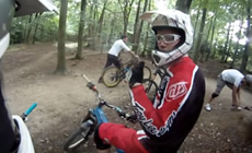 Mattvanders at Aston Hill - 2014 August - Mountain Biking
