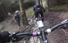 Video of the Ghost Train at Blade - 2015 May - Mountain Biking