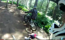 July @ Chicksands - 2012 July - Mountain Biking