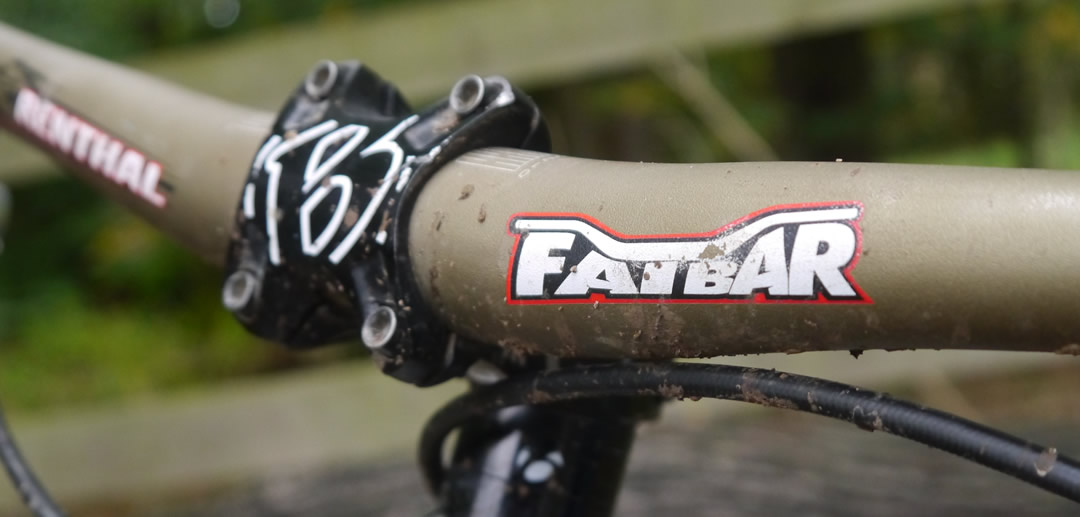 Renthal Fat Bar 780mm
